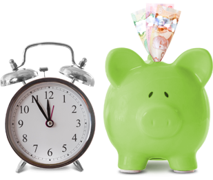 <p>Get your money <br> in 24 hours